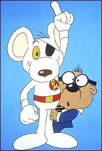 Danger Mouse andPenfold