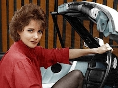 Margaret Colin starred as Claire McCarron