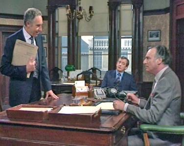 Yes Minister Hacker Appleby Woolley