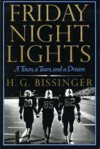 Friday Night Lights H G Bissinger
