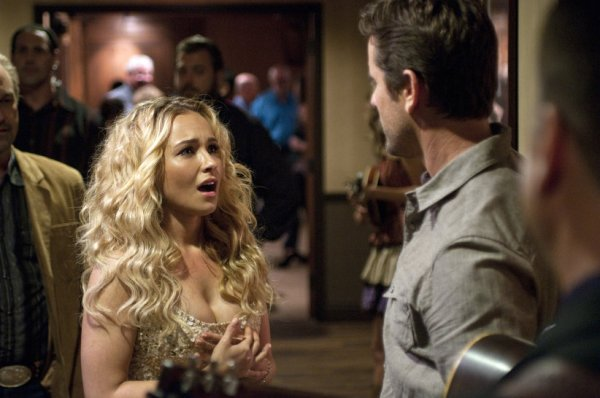 Juliette Barnes (Hayden Panettiere) will stop at nothing to get what she wants