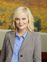 Amy Poehler stars as Leslie Knope (image courtesy of Wikipedia)