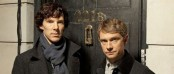 Sherlock shows the lengths he will go to in order to protect his friends (Image: BBC)