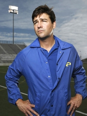 Coach Taylor leaves Dillon on a high (Image: FNL Wiki)