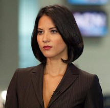 Sloan is the most consistently drawn and likeable female character (Image: The Newsroom Wiki)