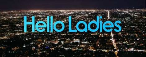 Hello Ladies logo