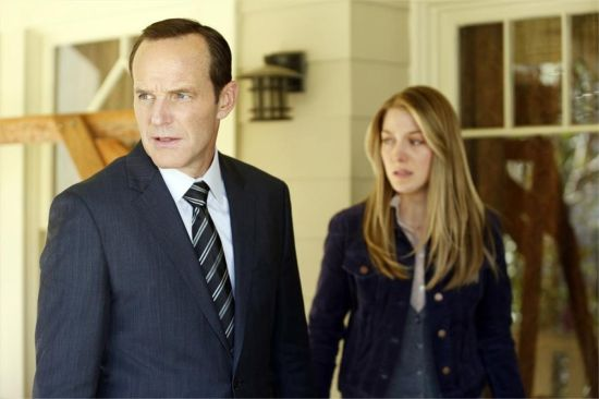 Coulson's team investigate Hannah Hutchins' apparent telekinetic abilities (Image Marvel Movies Wikia)