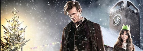 Doctor Who The Time of the Doctor BBC