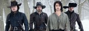 The Musketeers BBC