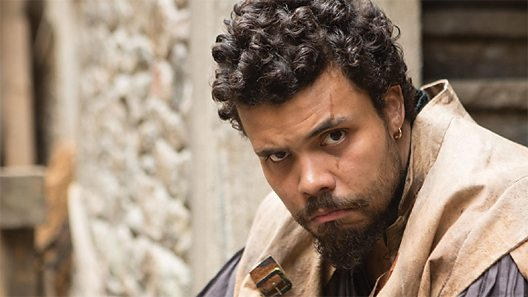 Porthos was probably hoping for a better birthday present than a death sentence (Image: BBC)