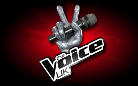 The Voice UK logo