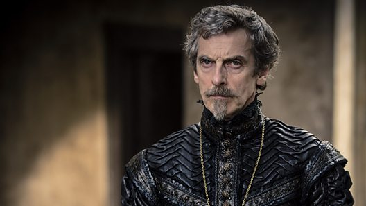 After weeks of manipulating events quietly from the shadows, this week Cardinal Richelieu takes centre stage (Image: BBC)