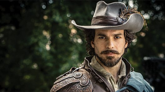 We learn a little more about Aramis' lovelorn past (Image: BBC)