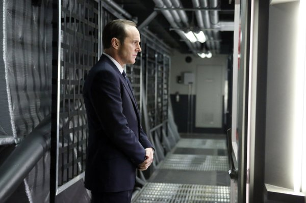 Coulson contemplates taking extreme measures to save Skye's life (Image: ABC)