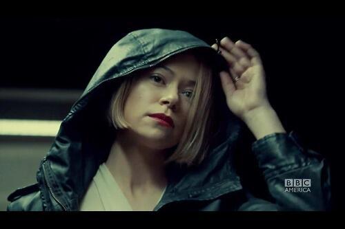 Orphan Black s2e9 Rachel as SarahBBCA