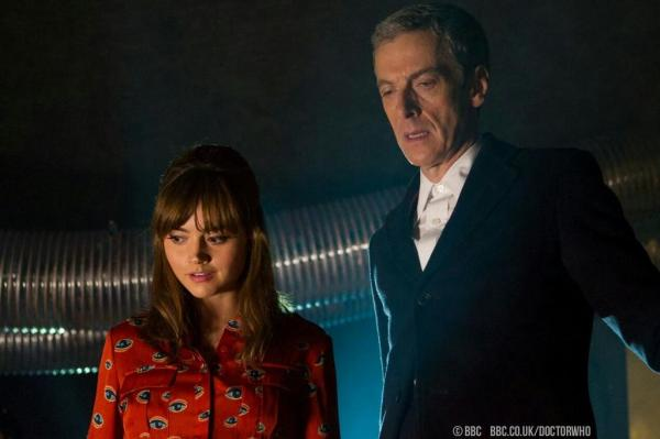Doctor Who s8e2 Into the Dalek BBC