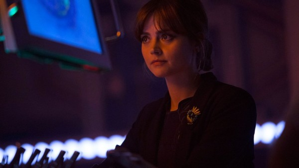 Clara has a profound impact on both of the men in her life (Image: BBC)