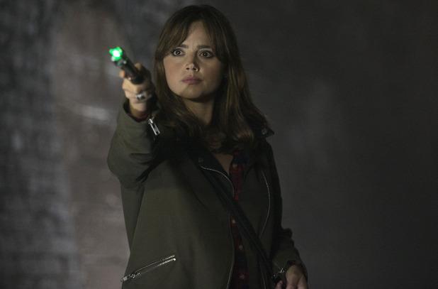 Doctor Who s8e9 Flatline ClaraBBC