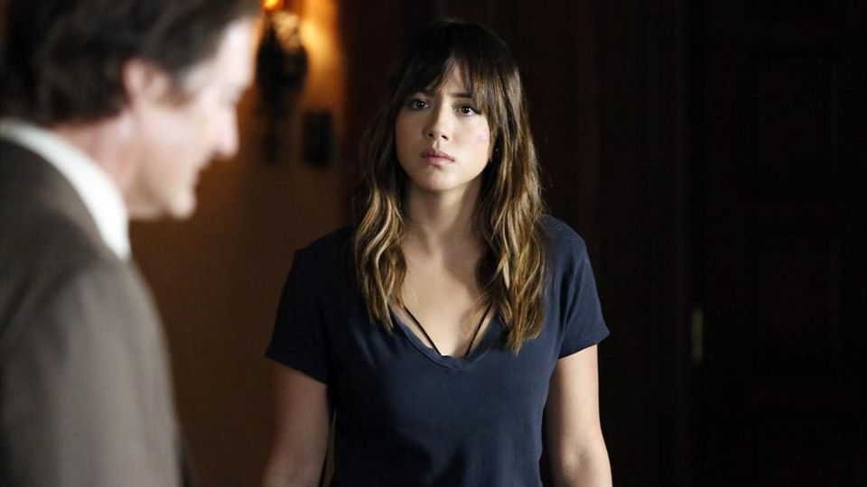 Agents of SHIELD s2e10 What They Become ABC