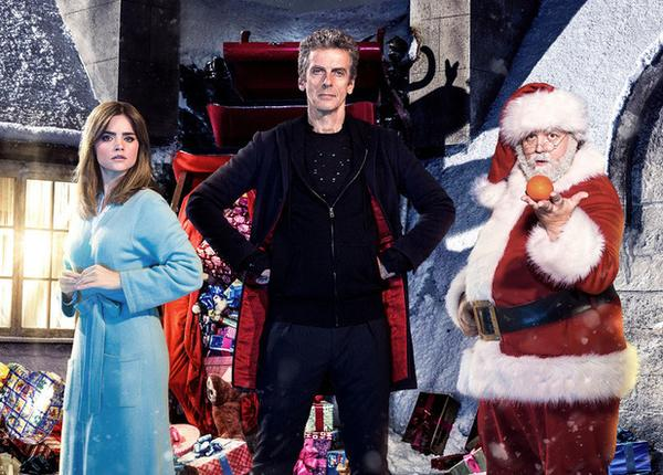 Dr Who Christmas Special.Doctor Who 2014 Christmas Special Last Christmas