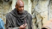 Colin Salmon guest starred as a Spanish general turned traitor (Image: BBC)