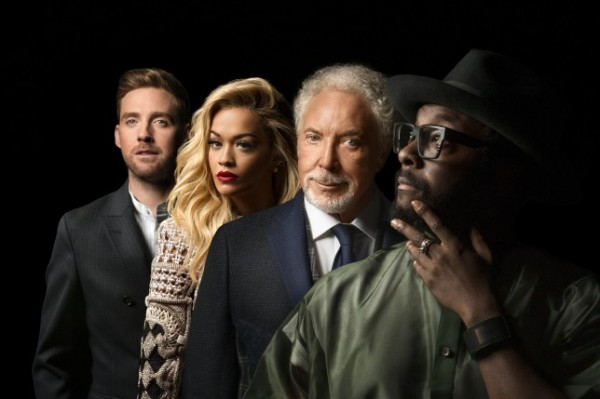 The Voice coaches BBC