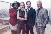 Rita and Will picked their singers for next week's live show (Image: BBC)