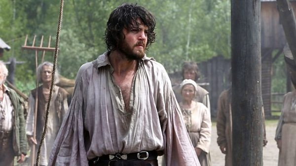 Athos confronts his past (Image: BBC)
