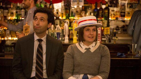 Ray and Hannah - both faking it (Image: HBO)