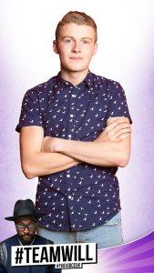 Ryan Green Team Will The Voice BBC