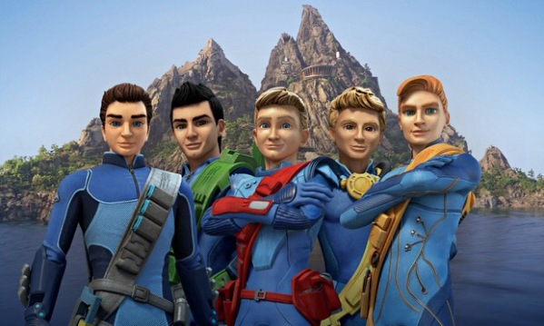 Thunderbirds Are Go ITV