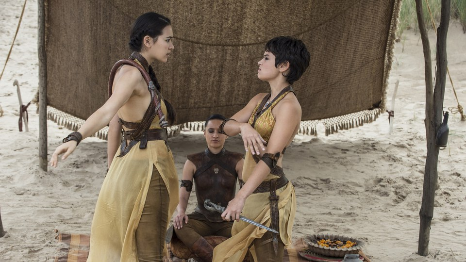 Game of Thrones s5e4 Sons of the Harpy HBO