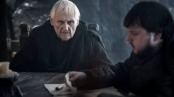 Sam continues to learn from Maester Aemon (Image: HBO)
